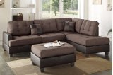 3-pcs Sectional Sofa Product Image