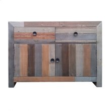 Vintage Sideboard Small Grey
