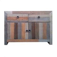 Vintage Sideboard Small Grey