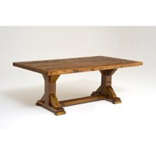 Windy Stables - Original Dining Table - 9614 - 6′