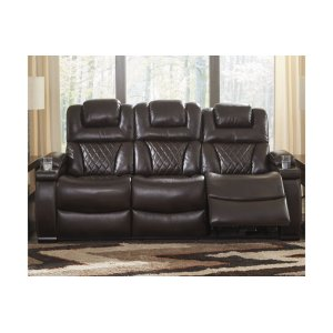Ashley Home FurnitureSIGNATURE DESIGN BY ASHLEYContemporary Reclining Sofa #7540715
