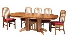 "45/68-3-12"" Trestle Table"