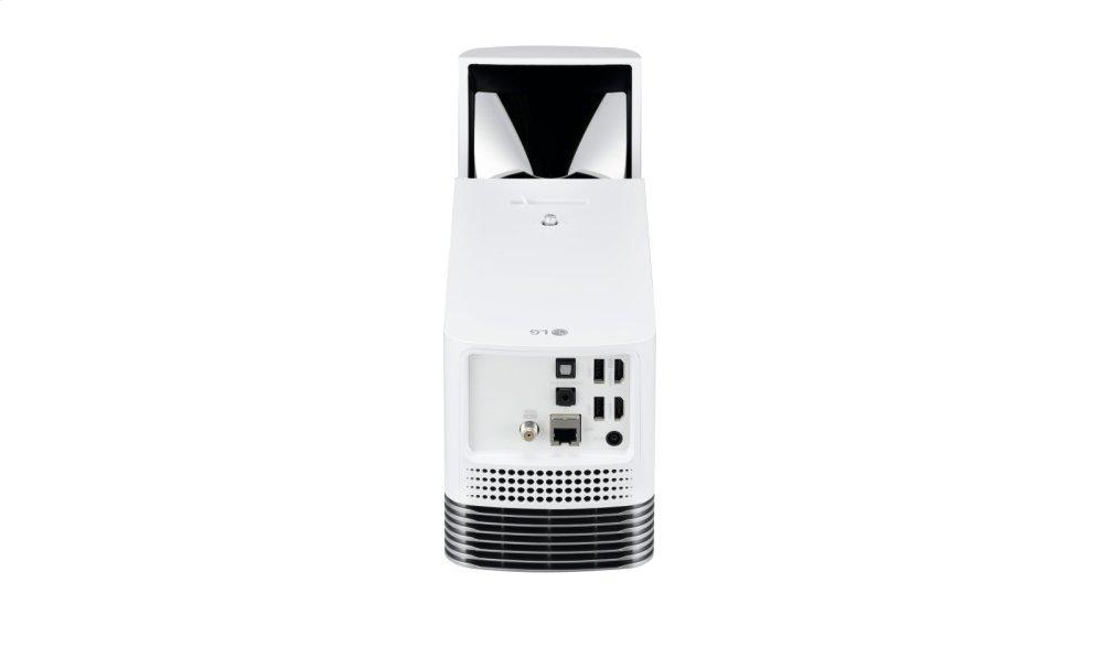 HF85JA LG Electronics Ultra Short Throw Laser Smart Home