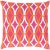 "Additional Miranda MRA-011 22"" x 22"" Pillow Shell with Polyester Insert"