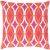 "Additional Miranda MRA-011 18"" x 18"" Pillow Shell with Polyester Insert"