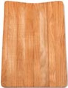 Wood Cutting Board (Fits Diamond Equal Double Bowl)