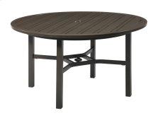 Emerald Home Chatham II Round Umbrella Table Cappuccino Od1062-15