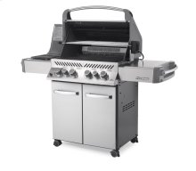 Prestige ® 500 RSIB Grey Lid with Infrared Side and Rear Burners