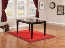 Montego Bay Dining Table 36x48 in Espresso