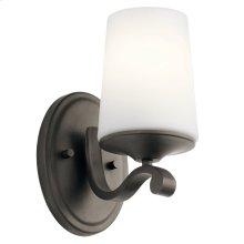 Versailles 1 Light Wall Sconce Olde Bronze®