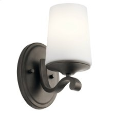Versailles 1 Light Wall Sconce Olde Bronze®