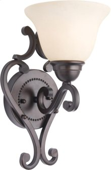 Manor 1-Light Wall Sconce