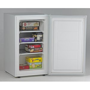Avanti2.8 Cu. Ft. Vertical Freezer - White