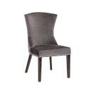 Sabrina Dining Chair - Grey Product Image