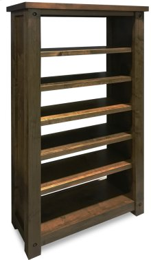 Hartley Bay Bookcase