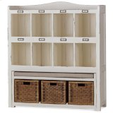 Hancock Storage Cabinet w/ Trundle Bench Product Image