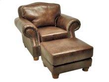 Rustic Rust Chair