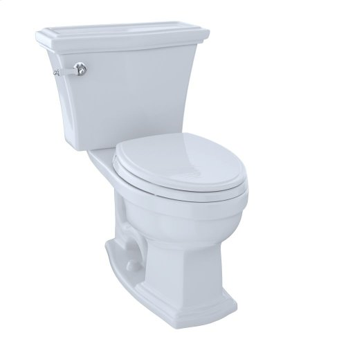 Clayton® Two-Piece Toilet, 1.6 GPF, Elongated Bowl - Cotton