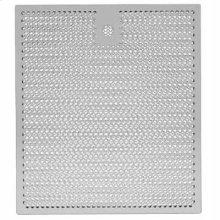 "Type D4 Aluminum Micro Mesh Grease Filter 15.725"" x 16.875"" x 0.375"""