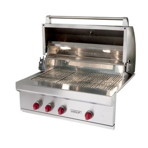 "Wolf36"" Outdoor Gas Grill"