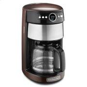 KitchenAid® 14 Cup Coffee Maker - Espresso Product Image