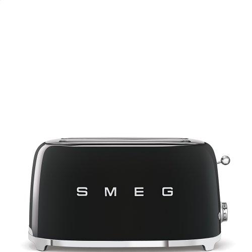 4x2 Slice Toaster, Black