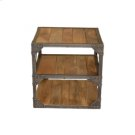 Industrial Side Table Product Image