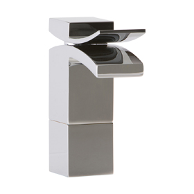 Lav Faucet Medium - Chrome