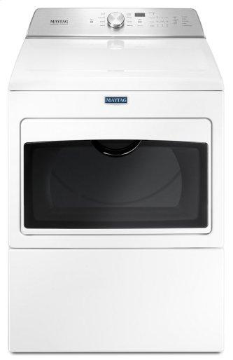 Large Capacity Gas Dryer with IntelliDry(R) Sensor - 7.4 cu. ft.