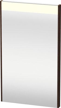 Mirror With Lighting, Chestnut Dark (decor)