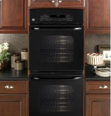 "GE® 27"" Built-In Double Convection/Thermal Wall Oven"