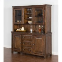 Tuscany Hutch & Buffet Product Image
