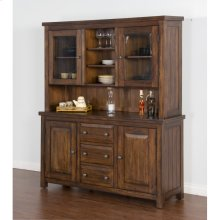 Tuscany Hutch & Buffet