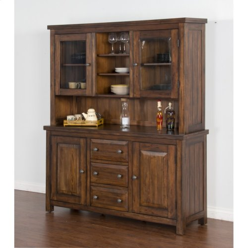 Red Hot Buy! Hutch Only