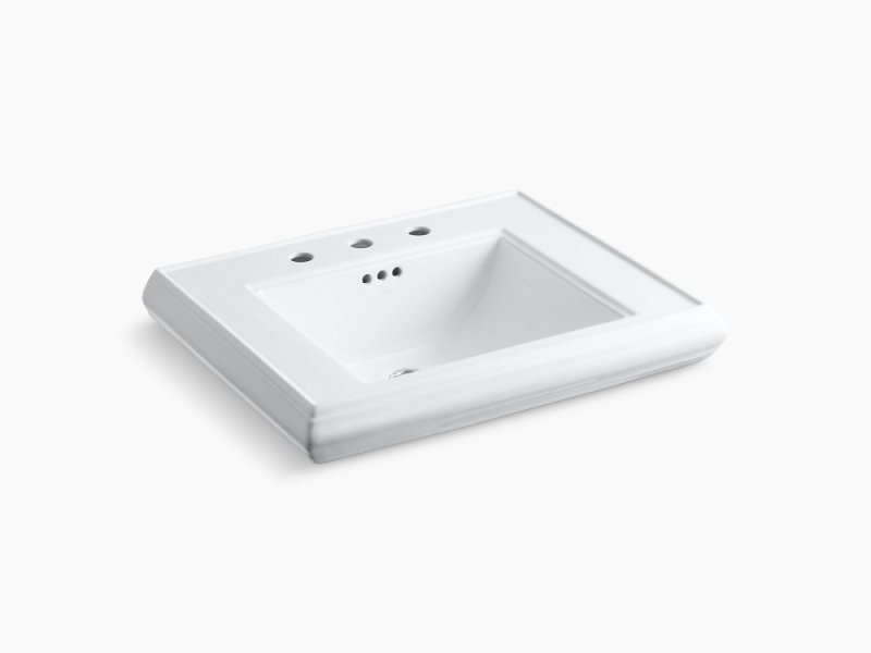 K225980 in White by Kohler in Atlanta, GA - White Pedestal/console ...
