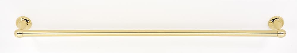 Royale Towel Bar A6620-30 - Polished Brass