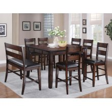 Crown Mark 2760 Maldives Counter Height Dining Group
