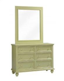 Coastal Retreat - Single Dresser/Mirror