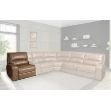Swift Bourbon Power Left Arm Facing Recliner