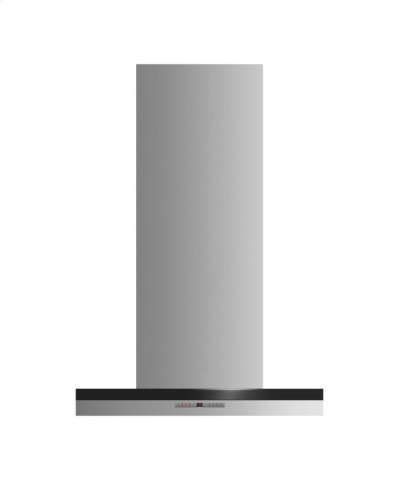 "Wall Chimney Vent Hood, 24"", Box Product Image"