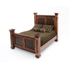 Glacier Bay - Deerbourne Old Harbor Bed - Queen Bed (complete)