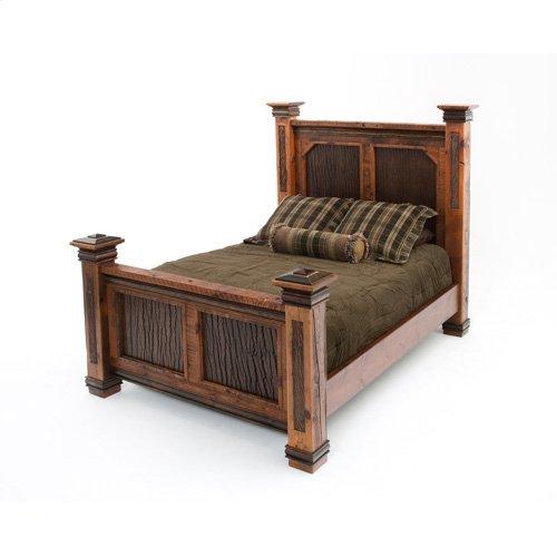 Glacier Bay - Deerbourne Old Harbor Bed - King Bed (complete)