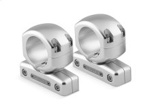 ETXv3 Enclosed Speaker System Swivel Mount Fixture, for pipe diameter of 2.250 in (57.2 mm)