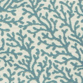Reef Turquoise Fabric