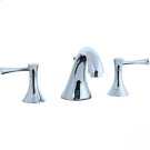 Brookhaven - 3 Hole Widespread Lavatory Faucet - Polished Nickel Product Image