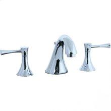 Brookhaven - 3 Hole Widespread Lavatory Faucet - Polished Chrome