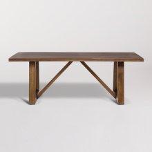 "Mendocino 84"" Rectangular Dining Table"