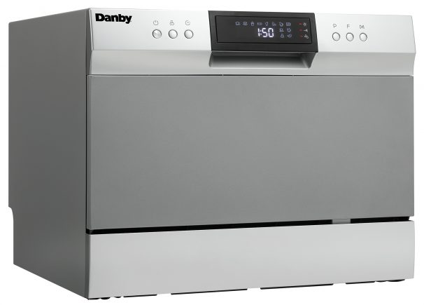 DanbyDanby 6 Place Setting Countertop Dishwasher