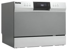 Danby 6 Place Setting Dishwasher