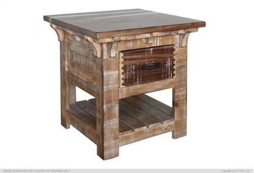 Cocktail Table w/ 8 Drawer
